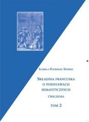 Składnia francuska o podstawach semantycznych t.1-2