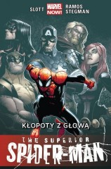 The Superior Spider-Man Kłopoty z głową Tom 3
