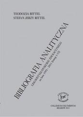 Bibliografia analityczna Lingwistyki Dyskursu Edukacujnego za lata 1993-2011