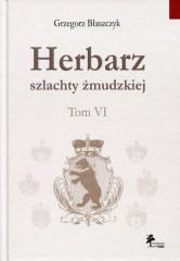 Herbarz szlachty żmudzkiej Tom 6