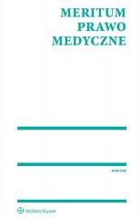 Meritum Prawo medyczne