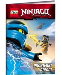 LEgo Ninjago. Podniebni piraci.