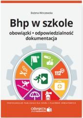 BHP w szkole Obowiązki odpowiedzialność dokumentacja