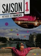 Saison 1 Podręcznik + CD + DVD A1+
