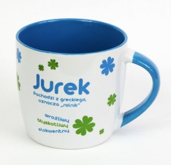 Kubek Imienny-Jurek