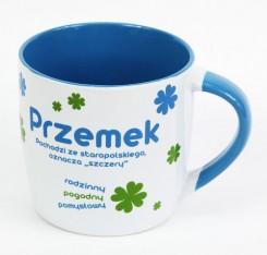 Kubek Imienny-Przemek