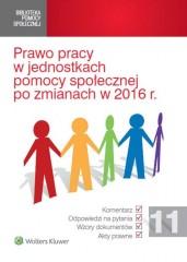 Prawo pracy w jednostkach pomocy społecznej 2016
