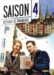 Saison 4 Podręcznik + CD