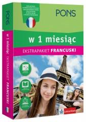 W 1 miesiąc Francuski Ekstrapakiet