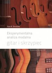 Eksperymentalna analiza modalna gitar i skrzypiec