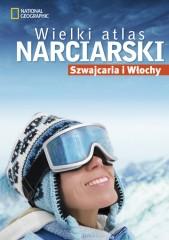 Wielki atlas narciarski Szwajcaria i Włochy
