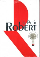 Dictionnaire Le Petit Robert 2016 edition limitée + klucz wirtualny