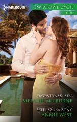 Argentyński sen, Szejk szuka żony