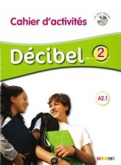 Decibel 2 Ćwiczenia + CD
