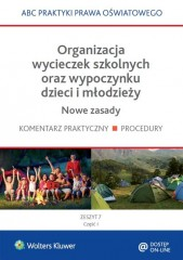 Organizacja wycieczek szkolnych oraz wypoczynku dzieci i młodzieży