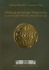 Oblicza świętego Wojciecha na monetach Bolesława Kędzierzawego