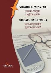 Słownik biznesmana polsko-rosyjski rosyjsko-polski