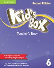 Kid's Box 6 Teacher's Book