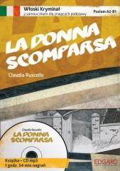 Włoski Kryminał z samouczkiem La donna scomparsa