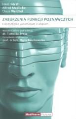 Zaburzenia funkcji poznawczych Kieszonkowe vademecum z atlasem