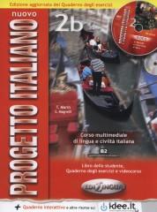 Nuovo progetto italiano 2BLibro dello studente + CD + DVD