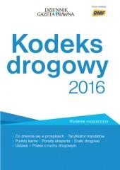 Kodeks drogowy 2016