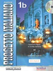 Nuovo Progetto Italiano 1B PW Podręcznik wieloletni +CD.