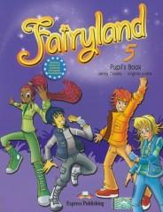 Fairyland 5 Pupil's Book z płytą CD