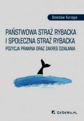 Państwowa straż rybacka i społeczna straż rybacka