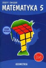 Matematyka z plusem 5 Zeszyt ćwiczeń Geometria