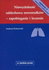 Niewydolność oddechowa noworodków - zapobieganie i leczenie