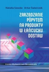 Zarządzanie popytem na produkty w łańcuchu dostaw