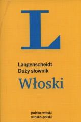 Duży słownik włoski Langenscheidt