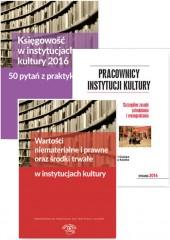 Księgowość w instytucjach kultury 2016 / Wartości niematerialne i prawne oraz środki trwałe