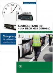 Kontrole i kary ITD Jak się od nich odwołać / Czas pracy kierowców po zmianach od 02.03.2016