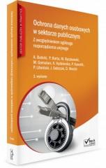 Ochrona danych osobowych w sektorze publicznym. Z uwzględnieniem ogólnego rozporządzenia unijnego