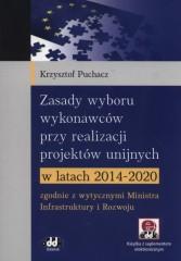Zasady wyboru wykonawców przy realizacji projektów unijnych w latach 2014-2020