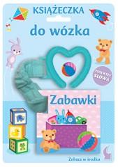 Książeczka do wózka Zabawki