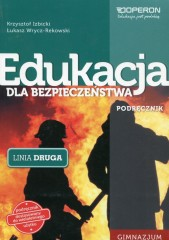 Edukacja dla bezpieczeństwa Linia druga Podręcznik