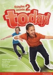 Today 2 Podręcznik wieloletni +CD