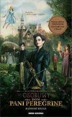 Osobliwy dom Pani Peregrine okładka filmowa