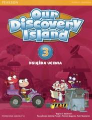Our Discovery Island 3 Podręcznik wieloletni + CD