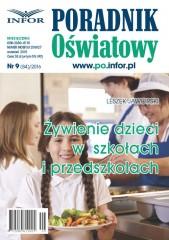Żywienie dzieci w szkołach i przedszkolach