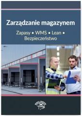 Zarządzanie magazynem Zapasy WMS Lean Bezpieczeństwo