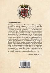 Diariusze sejmu koronacyjnego Zygmunta III Wazy 1587/1588 roku