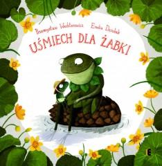 Uśmiech dla żabki