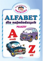 Alfabet dla najmłodszych Pojazdy