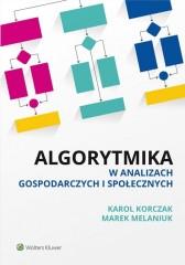Algorytmika w analizach gospodarczych i społecznych