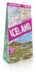 Island adventure mapa samochodowo-turystyczna