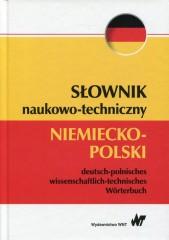 Słownik naukowo-techniczny niemiecko-polski